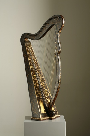 Celtic Diatonic Harp